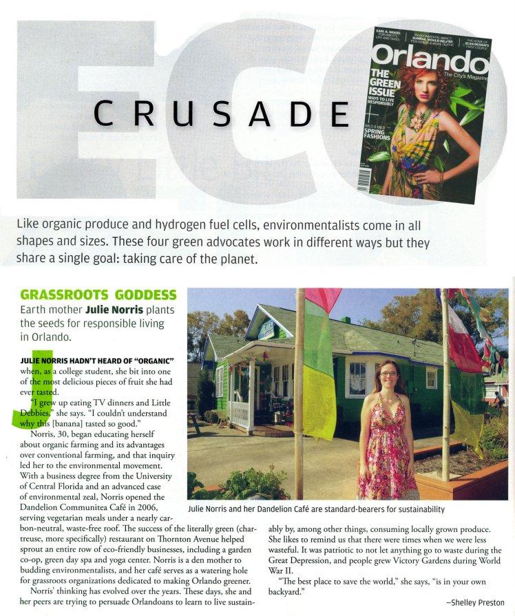 Oralando_Magazine_EcoCrusaders